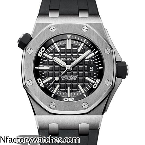 3A愛彼 Ap Diver 皇家橡樹離岸型系列 Royal Oak Offshore 15710ST.OO.A002CA.01 V7終極版