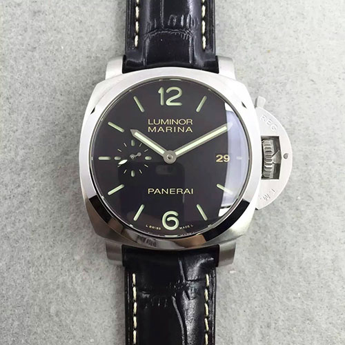 3A沛納海 Panerai Luminor Marina小手系列pam392 搭載天津和上海P.9000自動機芯 316精鋼
