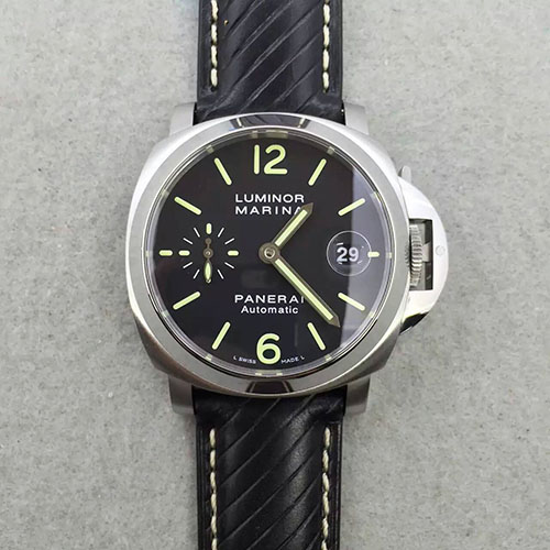 3A沛納海 Panerai Luminor Marina小手系列pam048 搭載7750自動機芯