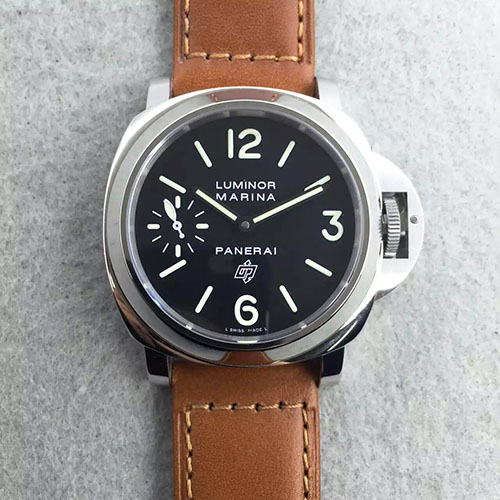 3A沛納海 Panerai Luminor Marina系列pam005 316精鋼