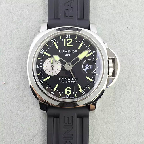 3A沛納海 Panerai Luminor GMT系列pam088 搭載7750機芯 316精鋼 超強夜光
