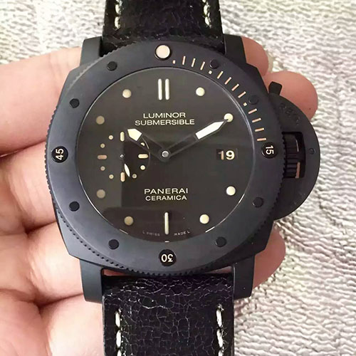 3A沛納海 Panerai Luminor Submersible系列陶瓷508 搭載P9000機芯