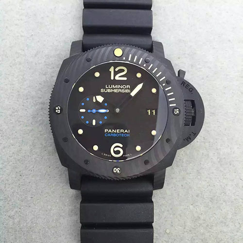 3A沛納海 Panerai Luminor Submersible系列Pam616 V5版 316精鋼錶殼