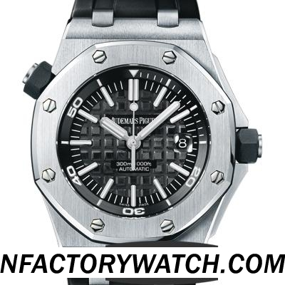 3A愛彼 Ap Diver 皇家橡樹離岸型系列 Royal Oak Offshore 15703ST.OO.A002CA.01- Noob V6終極版
