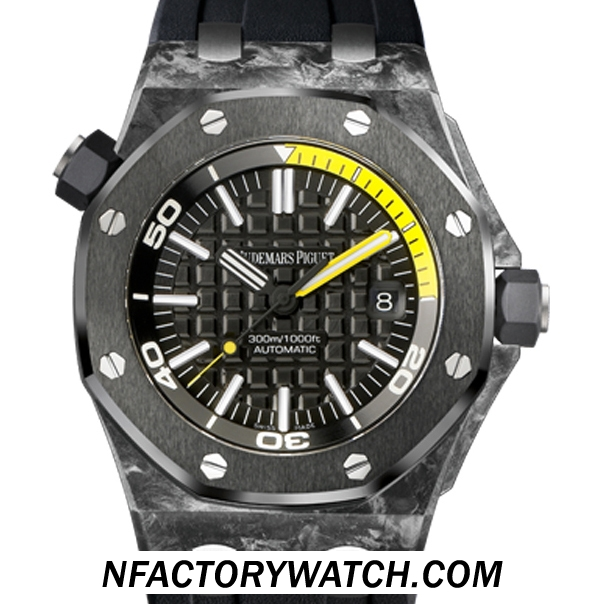 3A愛彼Ap Diver 皇家橡樹離岸型系列 Royal Oak Offshore 15706AU.OO.A002CA.01 V3 完美版