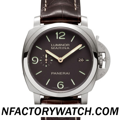 3A沛納海Panerai LUMINOR MARINA 1950 3 DAYS AUTOMATIC TITANIO PAM00351/Pam351